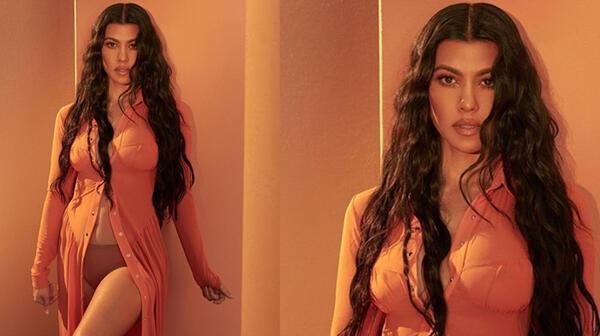 Kardashian'ın son paylaşımı olay oldu!' Kıvrımlarım…
