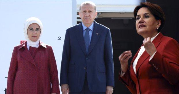 Ben, Cumhurbaşkanı Erdoğan ve Emine Erdoğan; Cumhuriyet projesiyiz