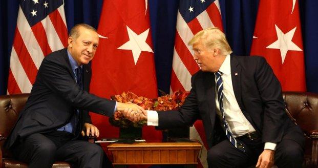 Cumhurbaşkanı Erdoğan, ABD Başkanı Trump'la koronavirüsü görüştü