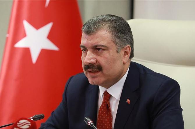 Sağlık Bakanı Koca son vaka ve ölüm sayısını açıkladı! Bakan'dan tedbir uyarısı
