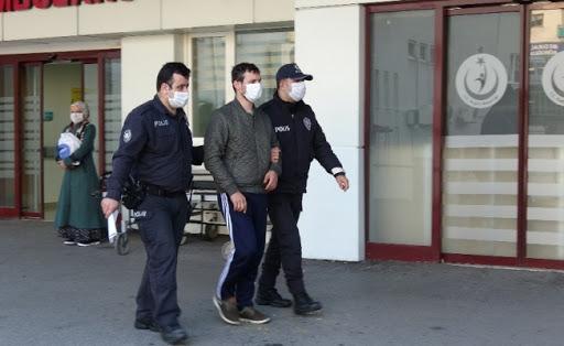 Trabzon'da hastanede doktora saldıran 2 kişi gözaltına alındı