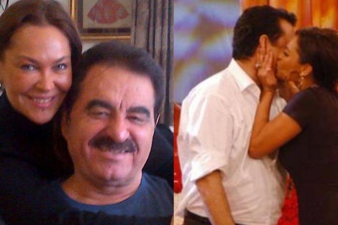 Hülya Avşar'dan İbrahim Tatlıses'e: Seni çok özledik