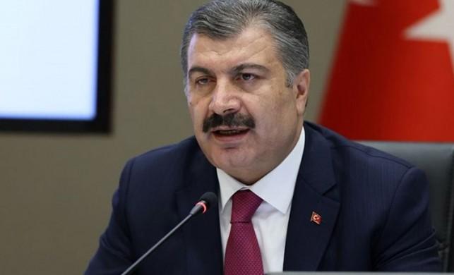 Türkiye'de koronavirüsten can kaybı 4 bin 7'ye yükseldi