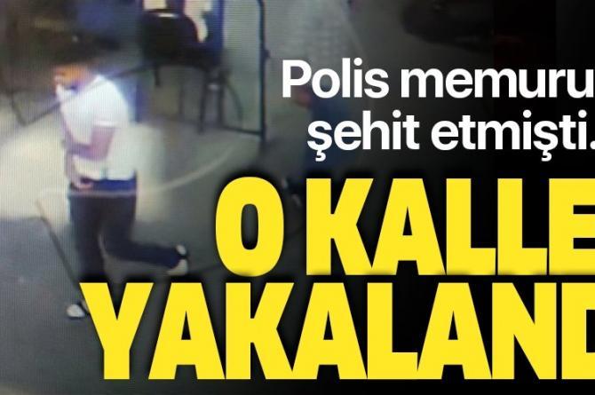 Diyarbakır'da polis memuru Atakan Arslan'ı şehit eden şahıs yakalandı