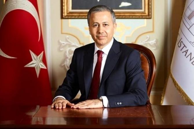 İstanbul Valisi Ali Yerlikaya'dan Jandarma Genel Komutanlığının Kuruluşunun 181. Yıl Dönümü Kutlaması