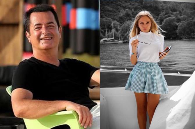 Model Nilay Eken, Acun Ilıcalı'ya Seslendi!