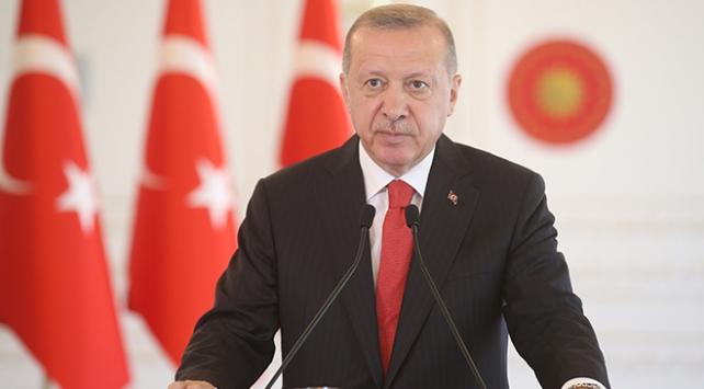 Cumhurbaşkanı Erdoğan: AB'nin uyguladığı çifte standardın altındaki niyet ortadadır