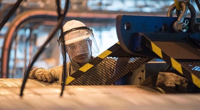 Avrupa Birliği'nde sanayi üretimi arttı