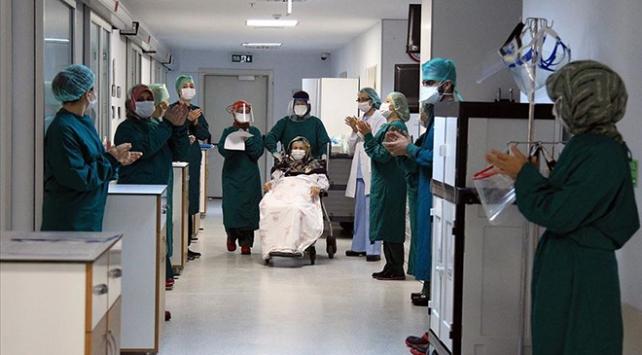 Türkiye'de iyileşenlerin sayısı 202 bin 10'a yükseldi