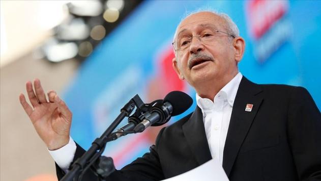 CHP Genel Başkanı Kılıçdaroğlu: Bu kurultay tarihi bir kurultaydır