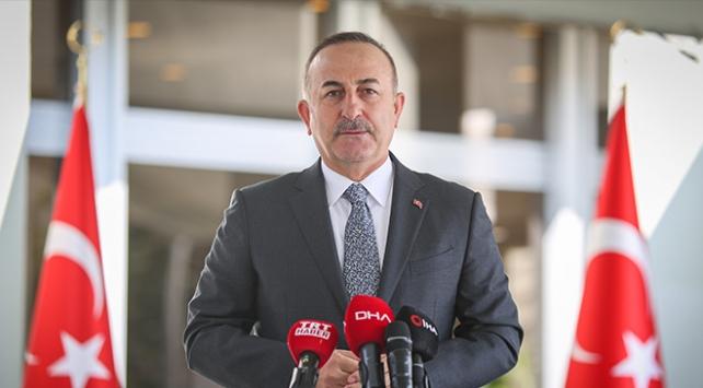 Dışişleri Bakanı Çavuşoğlu Libya'da