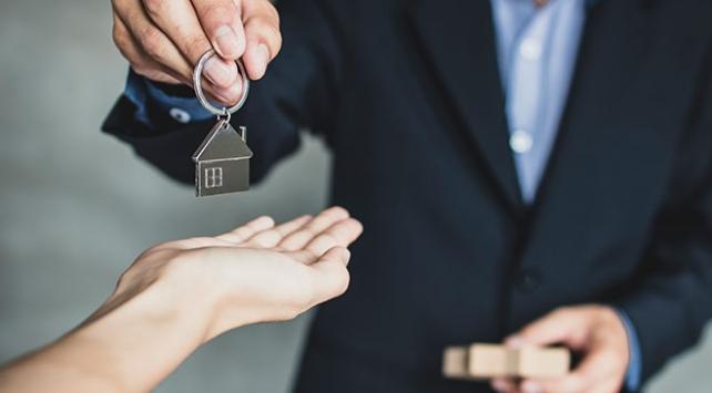 Temmuzda kredili konut satışında yüzde 1000 artış