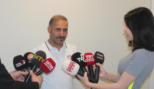 Murat Uygur'dan 30 Ağustos Zafer Bayramı Mesajı