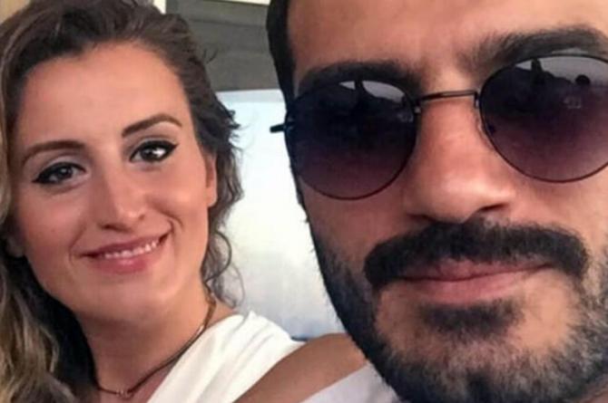 Ufuk Bayraktar ile eşi Merve Bayraktar Barıştı