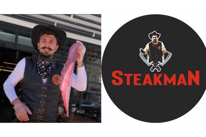 Steakman Yoğun İlgi Görüyor!