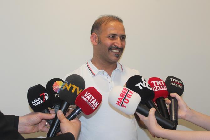Yönetmen Murat Uygur'dan Sivas Kongresi Mesajı