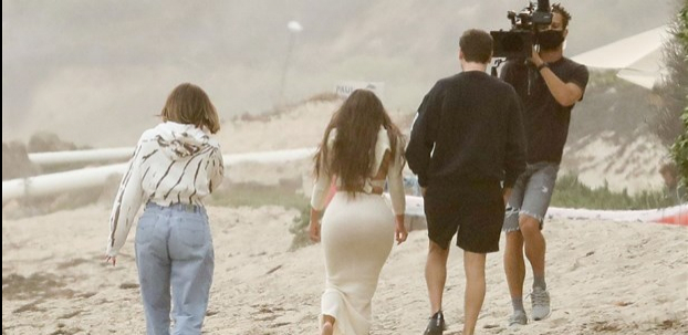 Kardashian ailesi objektiflerde