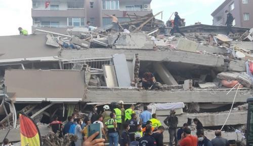 MSB'den deprem açıklaması geldi!