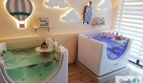 Rahatlatıcı bir deneyimden fazlası! Uccello Baby Spa