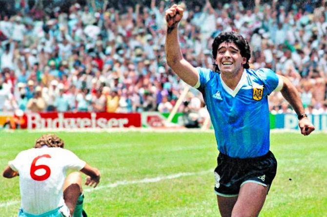Maradona hayatını kaybetti..
