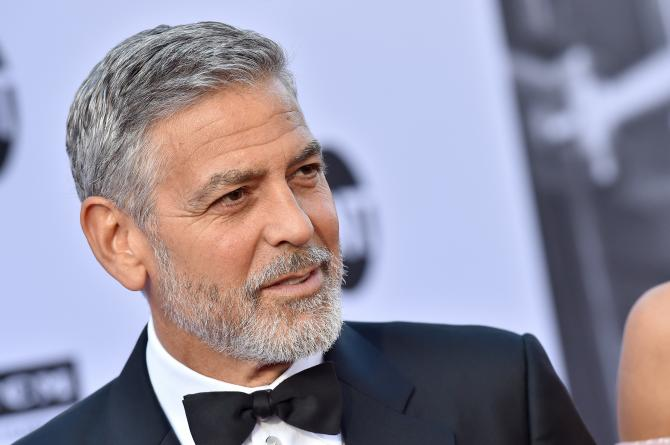 George Clooney'den Tom Cruise'a tepki!
