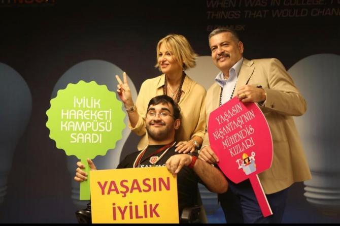 Nişantaşı Üniversitesi, ENGELSİZ KAMPÜS!