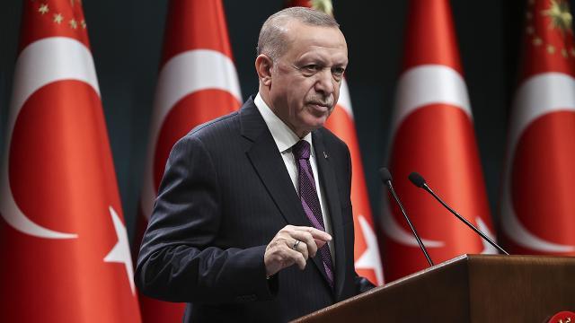 Cumhurbaşkanlığı Kabinesi yarın Beştepe'de koronavirüs gündemiyle toplanacak.