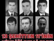 Malatya Valisi açıkladı! 11 şehidin kimliği tespit edildi