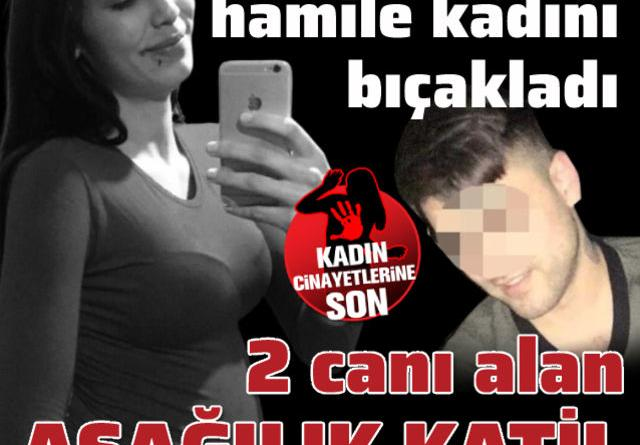 5 aylık hamile Sezen, dini nikahlı eşince 16 yerinden bıçaklanarak öldürüldü