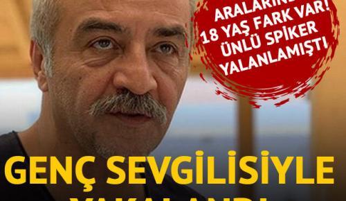 Yılmaz Erdoğan spor spikeri sevgilisi Damla Uğurtürk ile görüntülendi