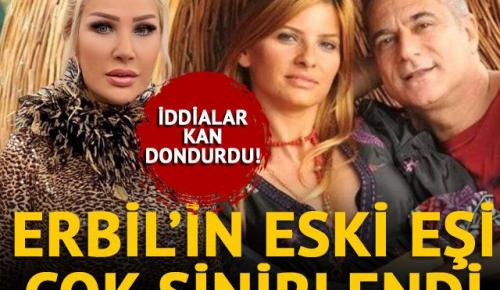 Erbil'in eski eşi Tuğba Coşkun'u sinirlendiren soru!