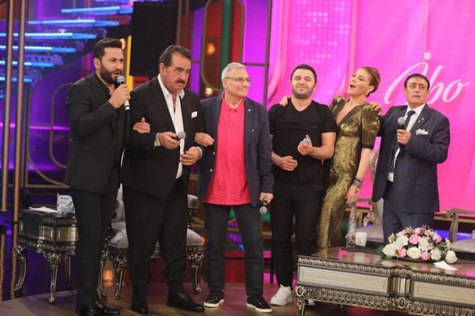 Mahmut Tuncer'li İbo Show'dan ilk görüntüler! İşte final konukları